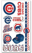Chicago Cubs Temporary Tattoos 10 Pack [NEW] MLB Decal Stickers Tattoo CDG