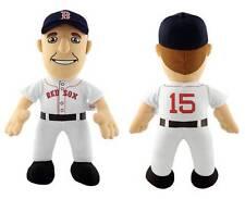 "NWT 14"" Boston Red Sox MLB #15 Dustin Pedroia Plush Doll by Bleacher Creatures"