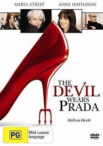 The Devil Wears Prada DVD Region 4