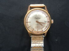 Montre mécanique Cristal Watch Swiss made vers 1950