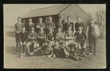 Scotland GLASGOW ? Rugby Team 1906 RP PPC