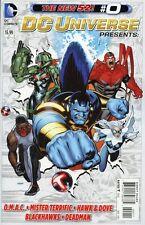 DC Universe Presents #0 Comic Book 2012 New 52 - DC