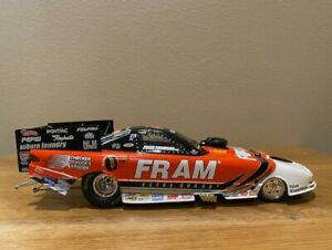 2001 Frank Pedregon CSK Auto FRAM Pontiac Firebird FC by Action, 1/24 scale, 350