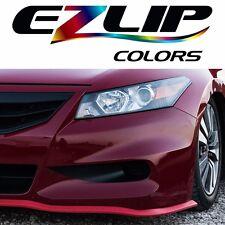 The Original EZ LIP COLORS RED UNIVERSAL BODY KIT AIR SPOILER EZLIP EASY