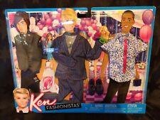 Barbie Fashionistas Ken Fashion Pack NEW