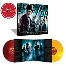Exclusive - Harry Potter & the Half-Blood Prince - Pressed on Red & Yellow Vinyl