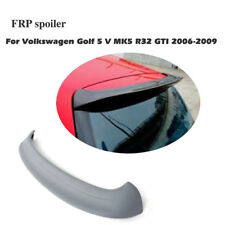 Rear Roof Spoiler Lip Wing Fit for Volkswagen VW Golf 5 V MK5 R32 GTI 2006-2009