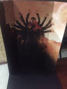 HOT TOYS AVENGERS INFINITY WAR MMS484 Doctor Strange 1/6 Diorama for Base LOOSE