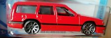 Hot wheels VOLVO 850 ESTATE red 2021 new without package