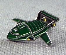 Metal Enamel Pin Badge Brooch Thunderbird 2 Thunder Bird 2 Birds Are Go 2