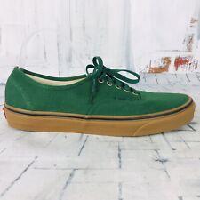 Vans Off The Wall Eden Boot Gum Sole Sneaker Green Shoes ~ Mens 11.5 ~ NOS