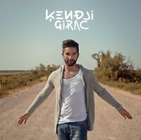 KENDJI GIRAC - KENDJI  CD NEW+