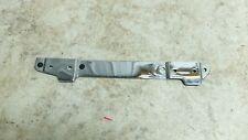 86 Honda GL 1200 A GL1200 Goldwing rear back rack chrome lock cover trim