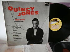 """Quincy Jones With Harry Arnold And His Orchestra""""lp12""""or.fr.1958.bar:82181.biem"""