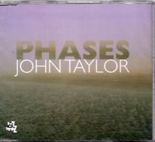 John Taylor - Phases (2009)  PROMO CD