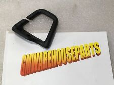 2000-2002 CAMARO FIREBIRD BLACK PASSENGER SEATBELT SHOULDER GUIDE GM #  16817202