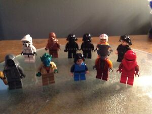 Lego Star Wars mini figures lot bundle