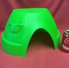 Guinea Pig House Large Green Plastic 16x12 Inch Rats Chinchilla Degus SM RABBIT