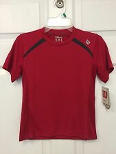 Wilson Boys TENNIS GOLF  Formula one XS $35.00 for $10.99 Red Nice