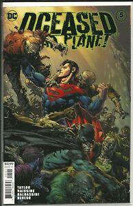 DC COMICS DCEASED DEAD PLANET #5! NM!
