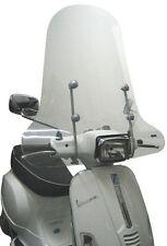 Fabbri 2400/A Parabrezza Trasparente Per Piaggio Vespa S 50 07 08 09 10 11 12