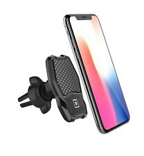 Mega Mounts® Wireless Car Charger Magnetic Mount Phone Holder Stand For iPhone X