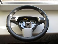 Opel Zafira B Astra H Leder Multilenkrad schwarz Leather Steering Wheel