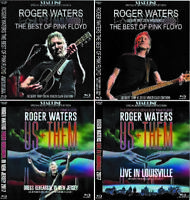 ROGER WATERS / Collectors Blu-ray Edition 4 Title SET