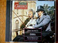 2 CD AUDIO BOOK - EMMA - Talking Classics No: 15