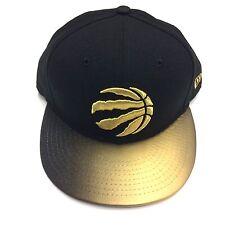 Toronto Raptors NBA Basketball 9Fifty Snapback Shimmer Fade Hat Cap New Era OS