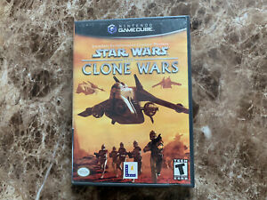 Star Wars: The Clone Wars (Nintendo GameCube, 2002)