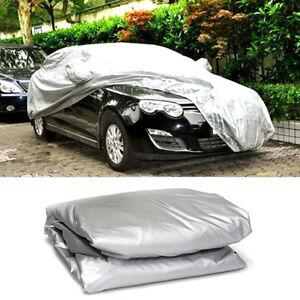 WaterProof Full Car Cover For SUV Van Truck In Out Door Dust UV Ray Rain Snow US