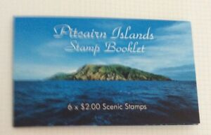 PITCAIRN ISLANDS 2016 LANDSCAPES BOOKLET MINT