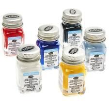 Testors Derby Car Acrylic Paint Set Gloss Primary 308936