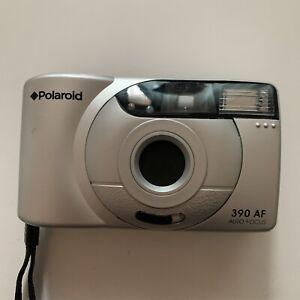 Polaroid 390 AF Auto Focus 35mm Film Camera