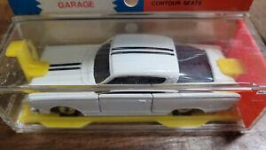 Cragstan Detroit Senior Sr Plymouth Barracuda No.8114 Israel MINT diecast