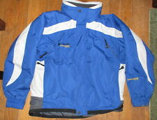 Columbia Winter Jacket Ski Snowboard Coat Challenge Series Lined Coat Men's L