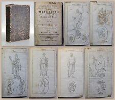 Damm Mythologie der Griechen und Römer 1820 Sagenwelt Antike 28 Tafeln xz