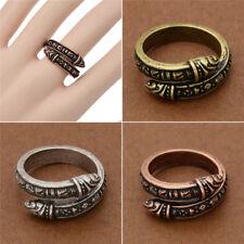 Ring Drache Verstellbar Wiking Viking Runen Modeschmuck Geschenk Fingerring