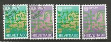 Cept / Europa   1988  Schweiz  gest. oder`**
