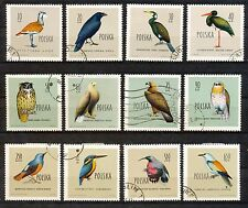 Polen 1197 - 1208 gebruikt (1) motief vogels