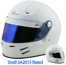 ZAMP FSA-3 Snell SA2015 Auto Racing Helmet - Full Face Snell Rated Racing Helmet