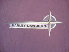Harley-Davidson Indian Native American Hacienda Scottsdale motorcycle T Shirt L