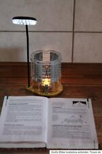 GIVEAWAY READING LAMP READING LIGHT LAMP LIGHT, No Batteries, Light from Heat
