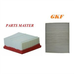 ENGINE AIR & CABIN AIR FILTERS FIT FORD Fiesta 2017-2019