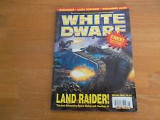 WHITE DWARF MAGAZINE #245 LAND RAIDER
