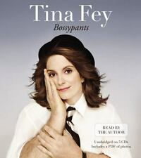 Bossypants by Tina Fey (2011, CD / CD, Unabridged)