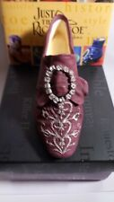 Raine Just The Right Shoe Baroness with Box Coa 1999 New