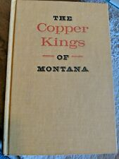 THE COPPER KINGS OF MONTANA BY MARIAN PLACE 1961 HARDCOVER LANDMARK BOOK