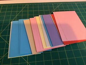 80 Sheets Of Assorted Card